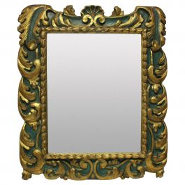 Large Spanish Early 19th Century Mirror