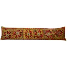Cushion in Vintage Indian Textiles 03