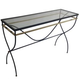 Elegant French Console Side Table