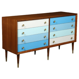 Attributed to Giò Ponti cabinet