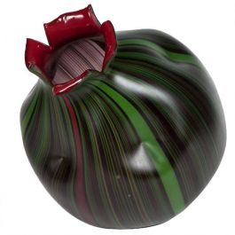 Contemporary Glass Art Fruit