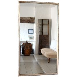 French Antique Bistro Mirror