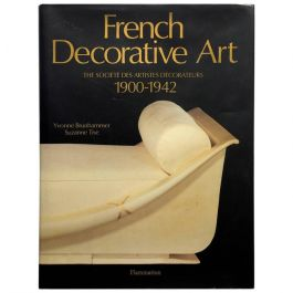 French Decorative Art 1900-1942, The Société des Artistes Décorateurs