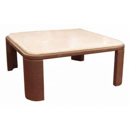 French Marble -Top De Sede Table