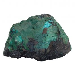 Decorative Stone in Malachite and Azurite, Mid-Century Modern