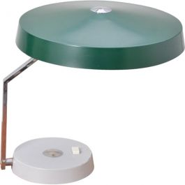Vintage Desk Lamp with Flexible Shade