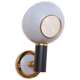 Rare Oscar Torlasco Wall Light