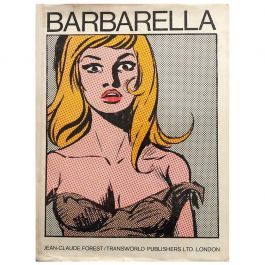 Jean Claude Forest, Barbarella, 1967