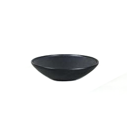 French Stoneware Koom bowl Large - Black by Les Guimards