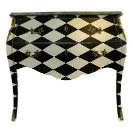 Harlequin Commode (DaVinci)