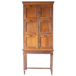 A C19th Neo Classical Document Cabinet
