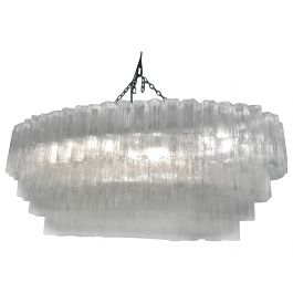 Tronchi Chandelier by Franco Luce for Venini