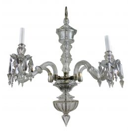An Edwardian Osler Chandelier