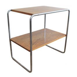 Modernist Console Table by Marcel Breuer
