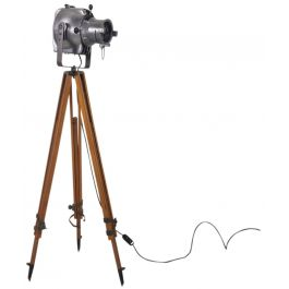 VINTAGE STRAND 23 TRIPOD THEATRE LIGHT