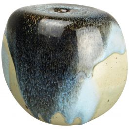 Abstract Ceramic Studio Stoneware Vase by Gottlind Weigel, Germany, 1960s