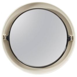 1960s Illuminated round plastic mirrorDutch, 1960s