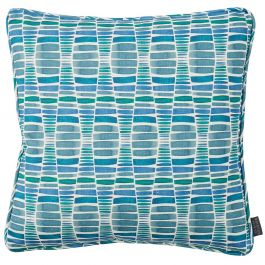 Desert Sea Blue Cushion