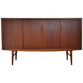 Rosewood Sideboard by Axel Christensen for Aco Møbler in the 1960s