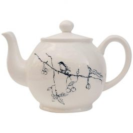 Tracey Emin China Teapot for Counter Editions, 2007