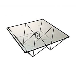 1980s Alanda Coffee Table by Paolo Piva for B & B Italia