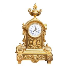 French Ormolu Mantel Clock