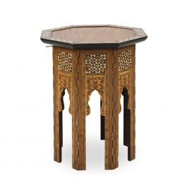 A Syrian Octagonal Table