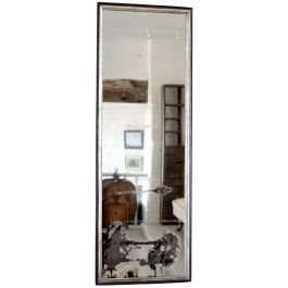 Narrow French Mirror