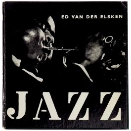 Ed Van Der Elsken 'Jazz' Signed First Edition 1959