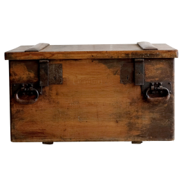 German Medical Supplies Trunk