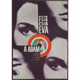 Original Adam a Eva Film Poster