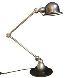 Vintage 2 Arm Jielde Floor Desk Light