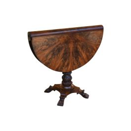 Regency Flame Mahogany Sutherland Table