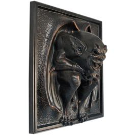 Wallsculpture Devil