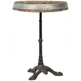 French Wine Table