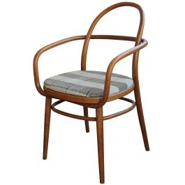 Mid Century Chair No.165 by Radomir Hofman for TON