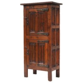Art and Crafts Oak Cabinet c1900