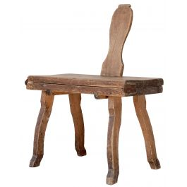 Antique Swedish Bordstool