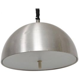 1960s Modern Italian Adjustable Pendant Light