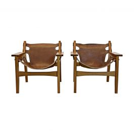 1970s Kilin Lounge Chair By Sergio Rodrigues