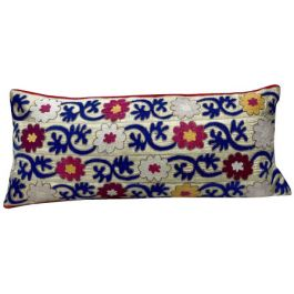 Vintage Suzani Cushion 046