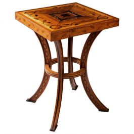 A Decorative Occasional Table