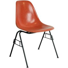 Herman Miller DSS Chair in Blood Orange