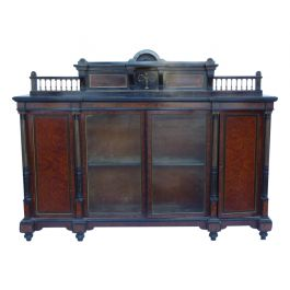 Victorian Aesthetic Movement Sideboard/ Credenza