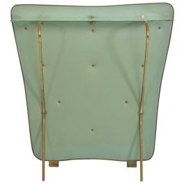 Mid-Century Modern Wall Console