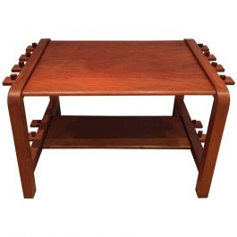 Modernist Peg Joint Coffee Table