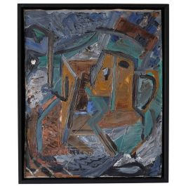Cubist Abstract Collection - Still Life