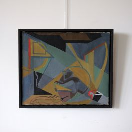 Cubist Abstract Collection - No. 26