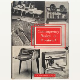 Contemporary Design in Woodwork First Edition
