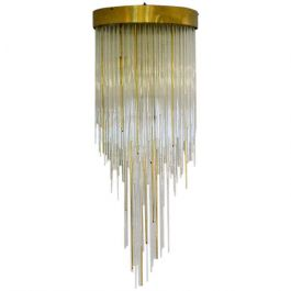 Italian Modern Waterfall Chandelier